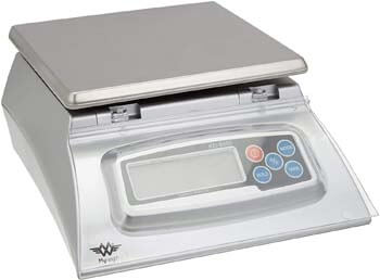 5. Kitchen Scale - Bakers Math Kitchen Scale