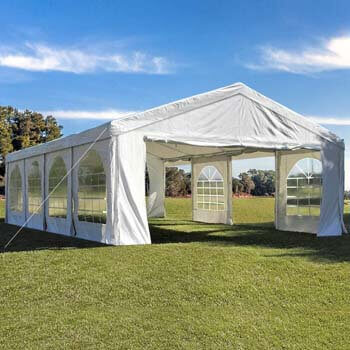8. Quictent 13'x26' Heavy Duty Outdoor Gazebo Party Wedding Tent Canopy