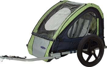 2. Instep Bike Trailer for Toddlers, Kids, Single and Double Seat