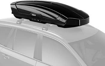 10. Thule Motion XT Rooftop Cargo Carrier