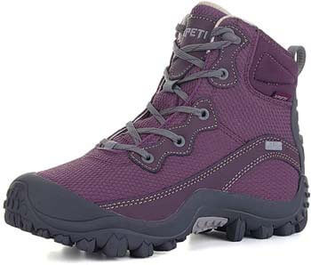 5. XPETI Women's Dimo Mid-Waterproof Hiking Outdoor Boot